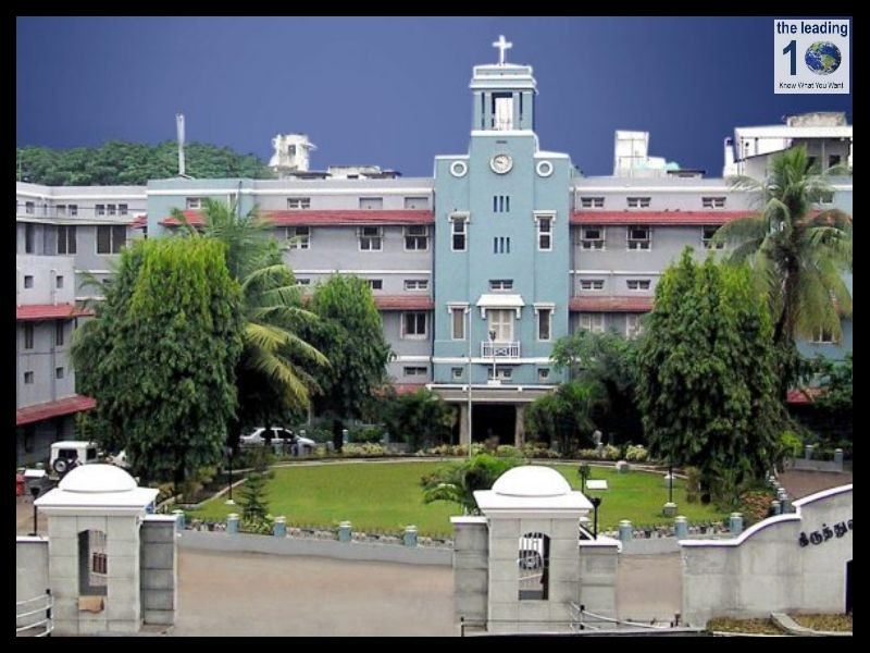 Top 10 Government Hospitals In India - theleading10